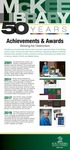 Achievements & Awards: Striving for Distinction by Southern Adventist University and McKee Library