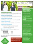 Southern Scholarships Information Brochure