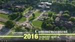 Southern Adventist University Commencement May 2016