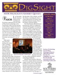 Winter 2010 DigSight Newsletter by Southern Adventist University