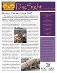 Fall 2007 DigSight Newsletter