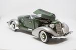 1935 Auburn Bobtail Speedster by John Durichek