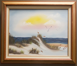 Seascape by Dionne Felix