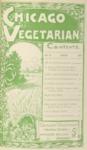 Chicago Vegetarian August 1897