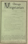Chicago Vegetarian July 1898