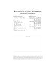 Southern Adventist University Graduate Catalog 2006-2007