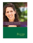 Southern Adventist University Graduate Catalog 2011-2012 by Southern Adventist University