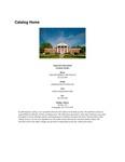Southern Adventist University Graduate Catalog 2012-2013 by Southern Adventist University