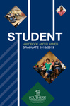 Southern Adventist University Graduate Handbook & Planner 2018-2019
