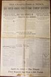The Chattanooga News: April 16, 1912
