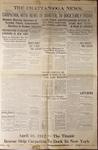 The Chattanooga News: April 18, 1912