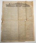 The Atlanta Journal Weekly: September 22, 1891 by The Atlanta Journal Weekly