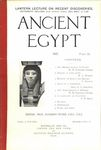 Ancient Egypt 1921 Part 2 by Flinders Petrie, W. M. Flinders Petrie, M.A. Murray, E. Mackay, E. A. Gardner, and F. W. Read