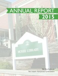 McKee Library Annual Report 2015-2016