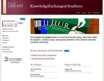 How to Add Your Publications to KnowledgeExchange@Southern