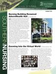 School of Nursing Newsletter Summer 2020