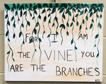 For I am the Vine Painting by Southern Adventist University