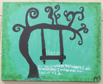 Isaiah 43:2 Painting by Southern Adventist University