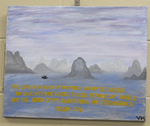 Psalm 18:2 Painting