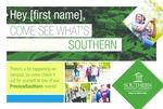 Preview Southern Name Postcard 2018