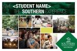 Junior Parent Southern Experience Postcard 2018