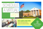 Schedule a Virtual Visit Postcard 2019-2020
