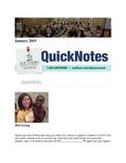 January 2015 QuickNotes