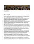 March 2013 QuickNotes