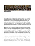 September 2013 QuickNotes