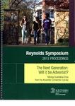 2013 Proceedings: The Next Generation