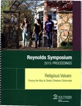 2015 Proceedings: Religious Values