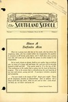 The Southland Scroll March-December 1931