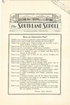 The Southland Scroll March-November 1932