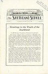 The Southland Scroll June-December 1933
