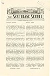 The Southland Scroll August-December 1939