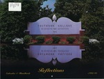 Reflections Calendar & Handbook 1992-1993 by Southern College of Seventh-day Adventists