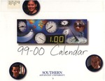 Southern Adventist University Calendar and Student Handbook 1999-2000 by Southern Adventist University
