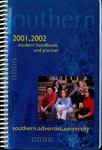Southern Adventist University Student Handbook & Academic Planner 2001-2002 by Southern Adventist University