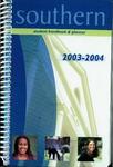 Southern Student Handbook & Planner 2003-2004