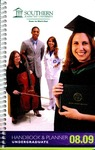 Southern Adventist University Handbook and Planner; Undergraduate 2008-2009