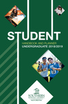 Southern Adventist University Undergraduate Handbook & Planner 2018-2019 by Southern Adventist University