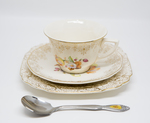 Royal China Company Tea Cup Set by Royal China Company
