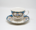 Gracie China by Coastline Imports Tea Cup Set by Coastline Imports