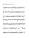 Matthew Baird Journal: Transcription