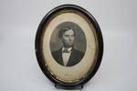 Oval Lincoln Photograph