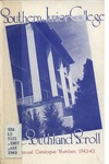 Southern Junior College Catalogue 1942-1943