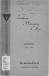 Southern Missionary College Catalogue 1945-1946 by Southern Missionary College