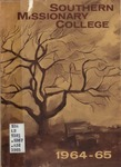 Southern Missionary College Catalog 1964-1965 by Southern Missionary College
