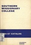 Southern Missionary College Catalog 1966-1967 by Southern Missionary College