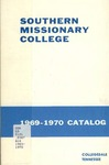Southern Missionary College 1969-1970 by Southern Missionary College